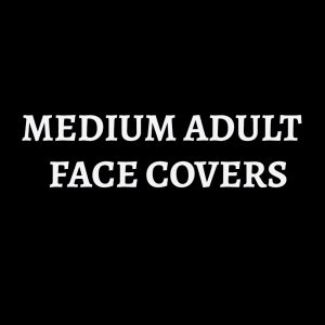 FACE COVERS - MED ADULT