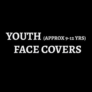 FACE COVERS - YOUTH